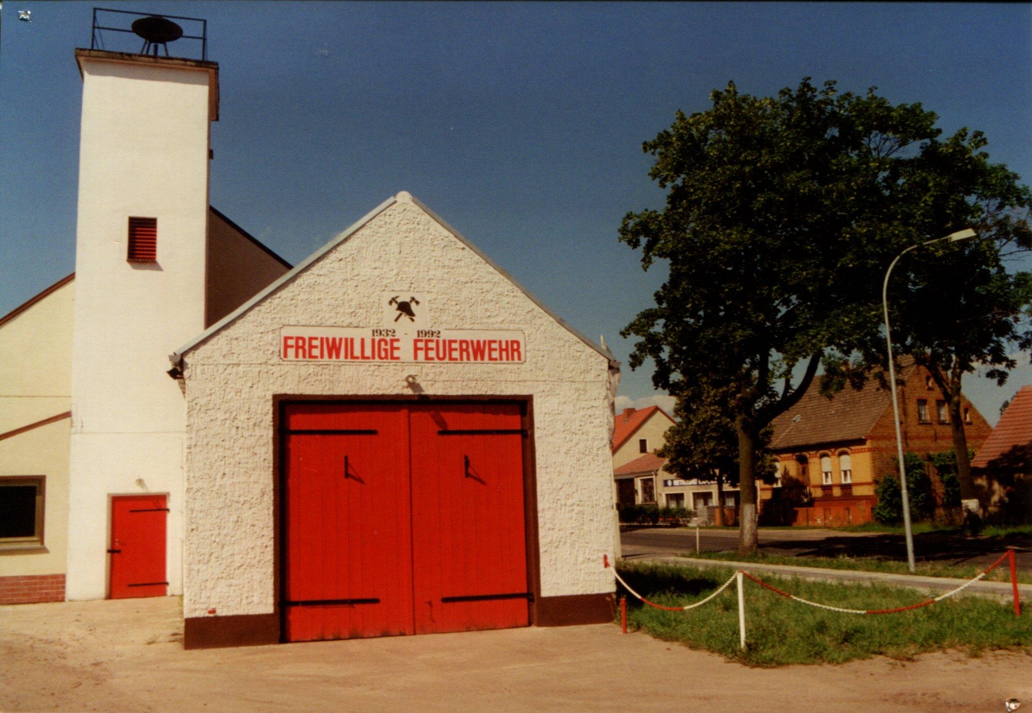 Freiwillige Feuerwehr Buchholz