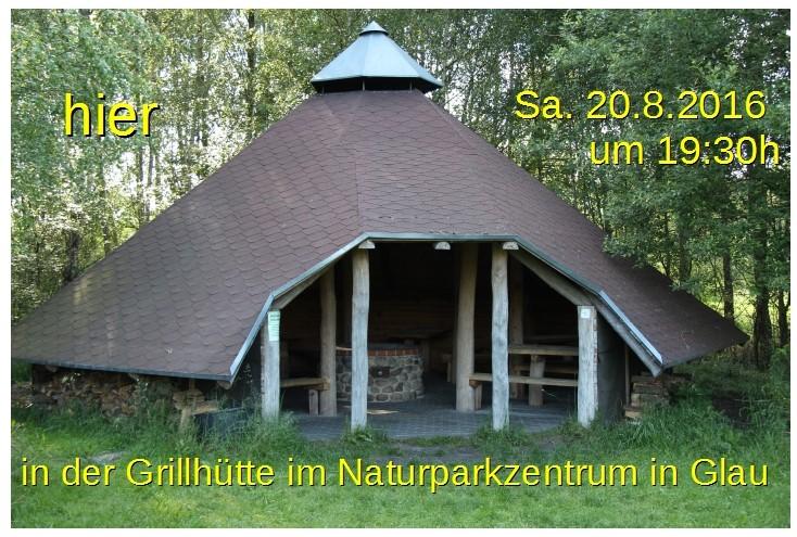 20160820 Grillhütte Glau Zeit und Märchen