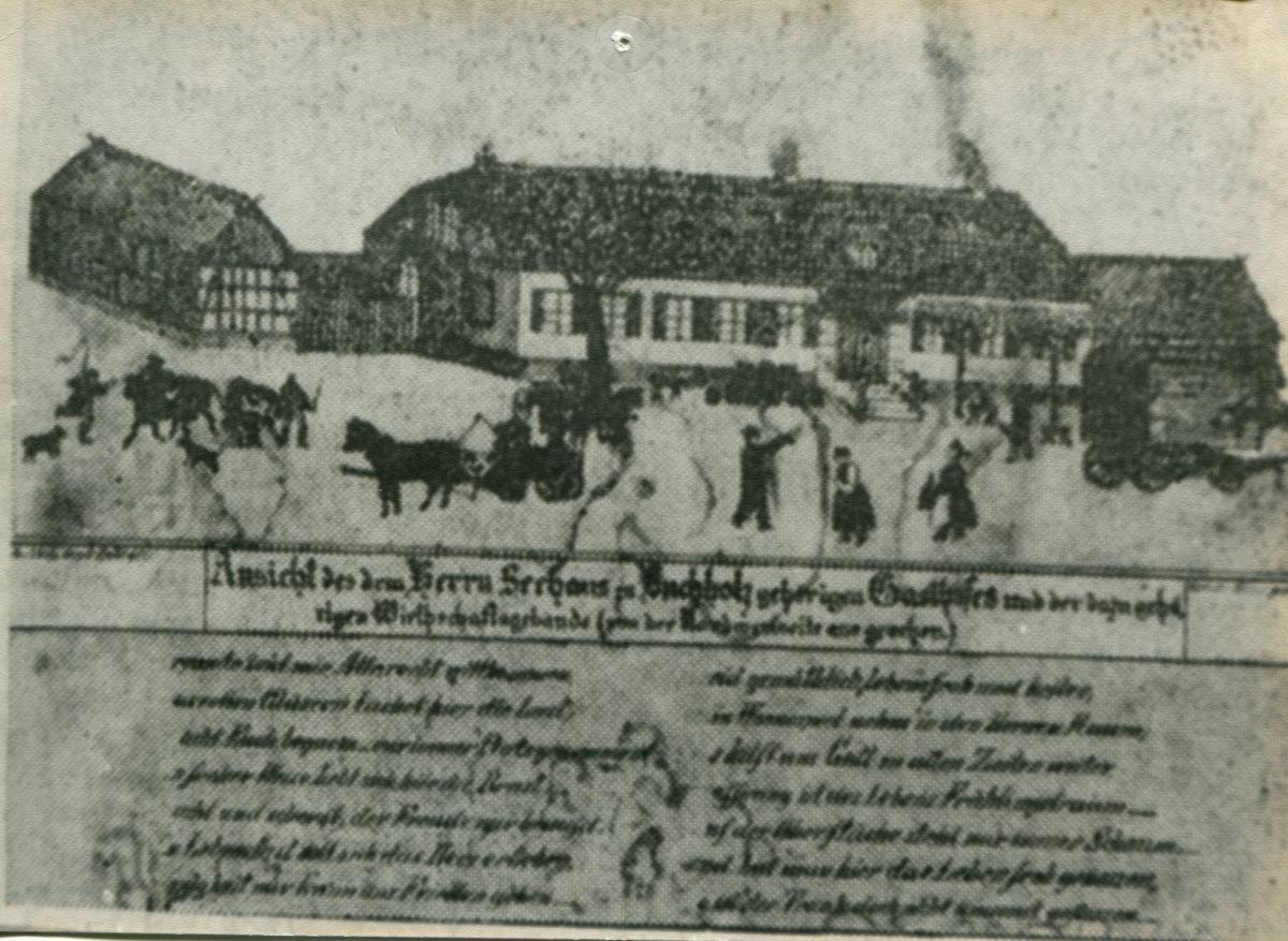 Gasthaus Seehaus Buchholz Chausseestrasse