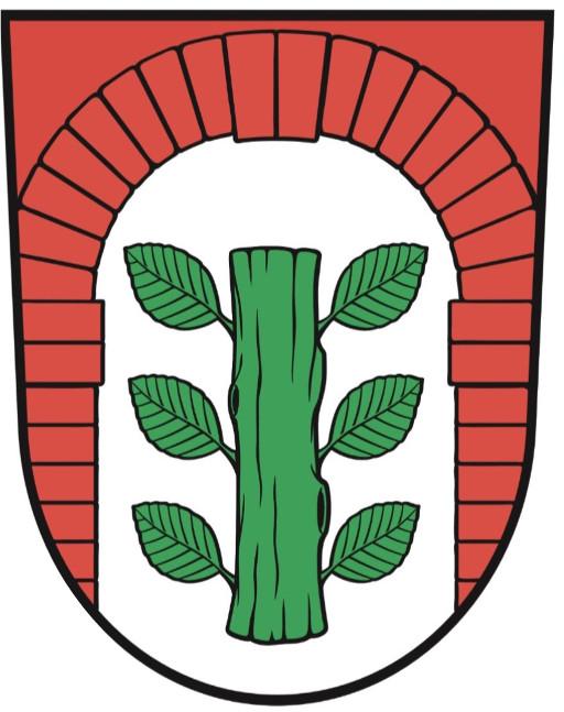 Wappen von Buchholz seit Mai 2017