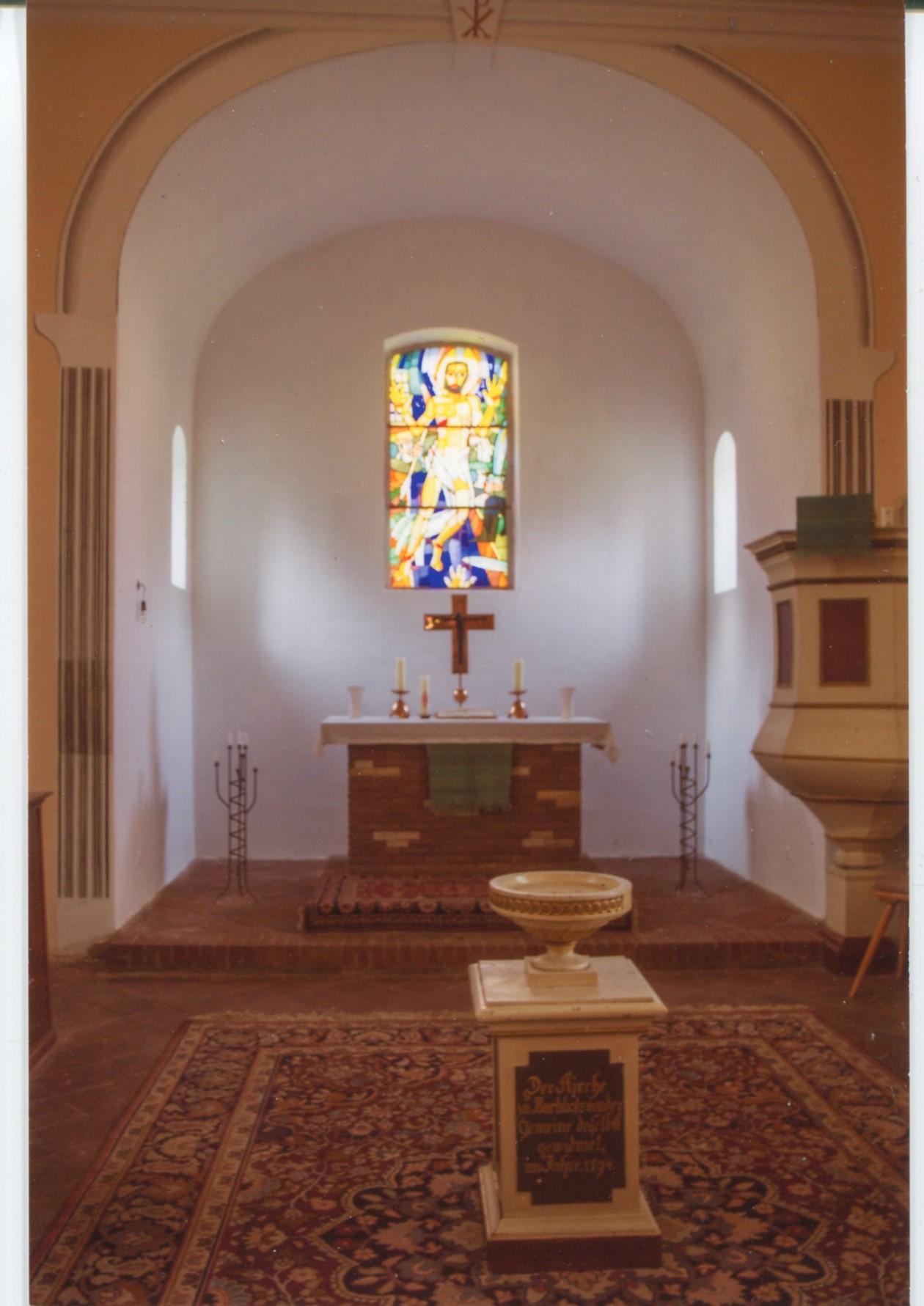 Kirche in Buchholz