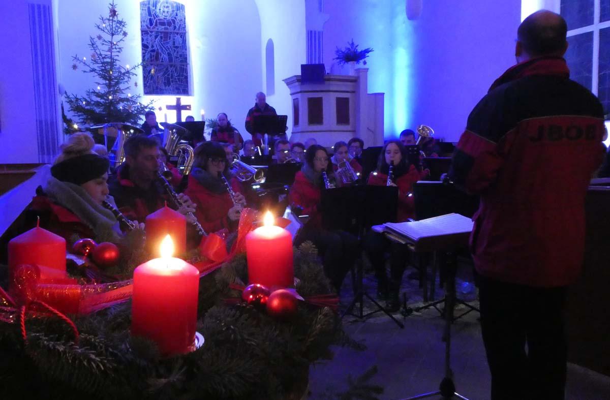 Adventskonzert Buchholz immer am zweiten Advent
